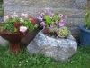 Blumenbehälter